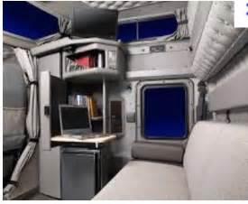 kenworth w900 interior sleeper area trucks