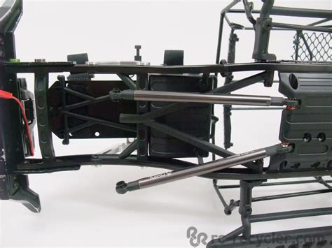 jeep tube chassis custom axial scx10 welded steel tube chassis tuber crawler
