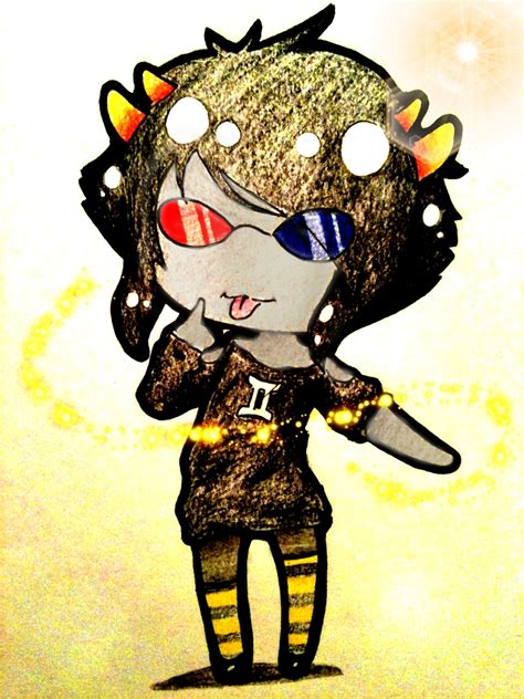 how to create heresy in doodle chibi fem sollux cosply idea by rotten heresy on deviantart