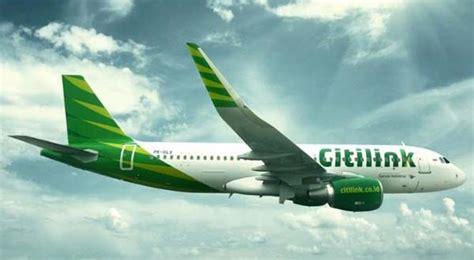 citilink gorontalo perkuat jaringan penerbangan di indonesia timur citilink