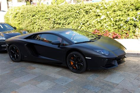 all black lamborghini matte black lamborghini sleek automobiles