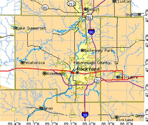 Winnebago County Il Records Winnebago County Illinois Detailed Profile Houses Real Estate Cost Of Living