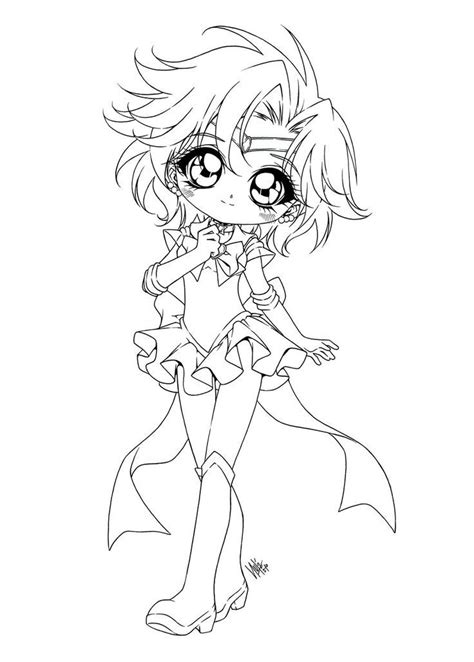 Sci Fi Chibi Coloring Pages Coloring Home Anime Coloring Pages Deviantart Free