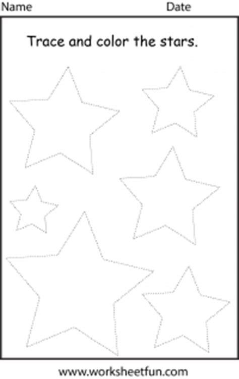star craft preschool printable activities shape star 1 worksheet free printable worksheets