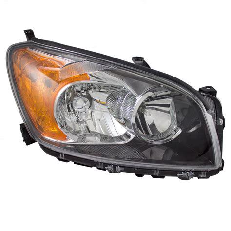 Toyota Rav4 Headlights Everydayautoparts 09 12 Toyota Rav4 Passengers