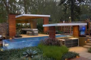 Modern Floating Bathroom Vanities - shipping container pool