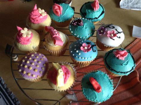Decor Cupcake by Decoration Anniversaire Cup Cake Gosupsneek