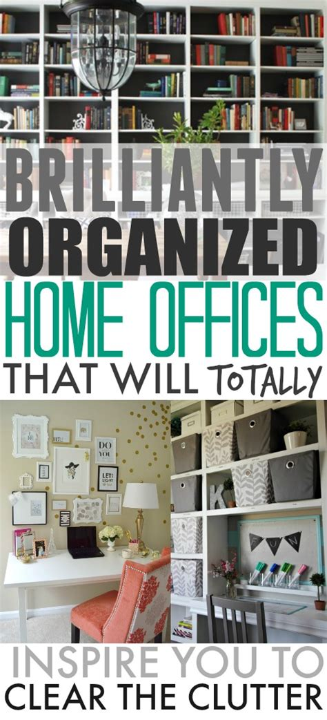 organized home brilliantly organized home offices the creek line house