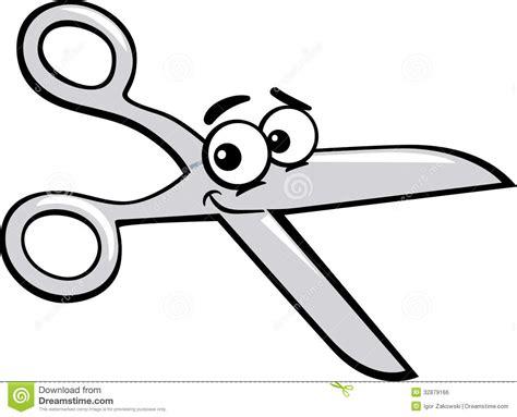 forbici clipart illustrazione fumetto di clipart di forbici immagine