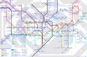 Covent Garden Zone - london underground map london mappery