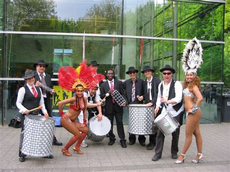 Congé Carnaval 2018 Samba Ruhrgebeat Percussion Mit Kahle