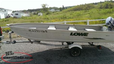 lowe boats newfoundland new and used boats for sale in newfoundland labrador nl