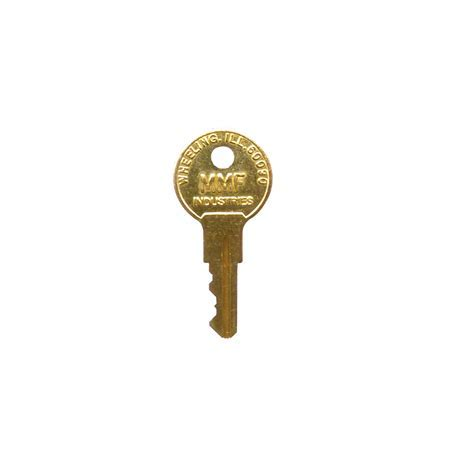 Replacement Keys   MMF Industries