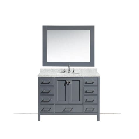 design element two london 36 in w x 22 in d vanity in design element london 48 in w x 22 in d x 36 in h