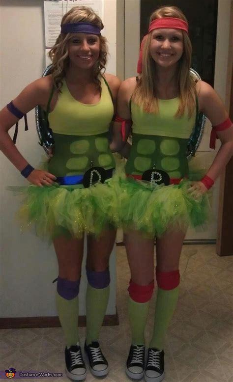 ninja turtles  minute halloween costumes
