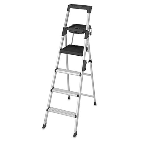 6 Foot Step Stool by Buy Cosco 174 Signature Series 6 Foot Aluminum Step Ladder