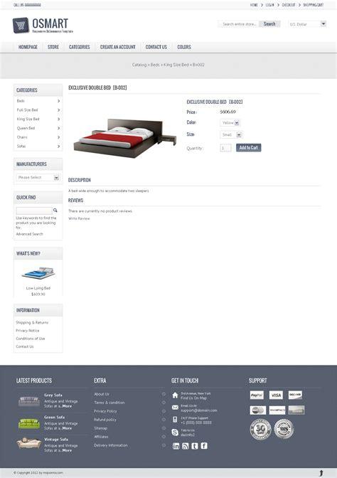 osmart responsive oscommerce template by dasinfomedia