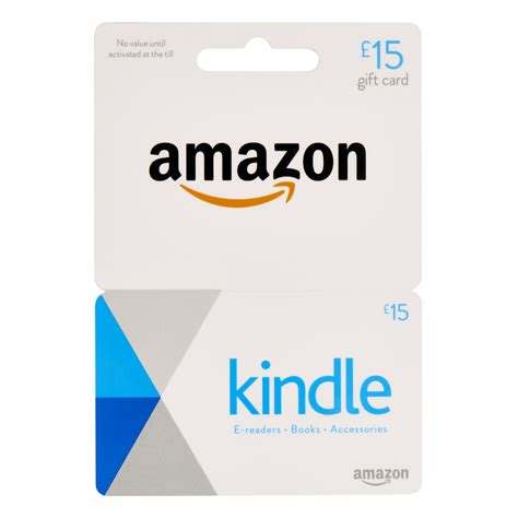 Kindle Gift Card Online - amazon kindle 163 15 gift card at wilko com