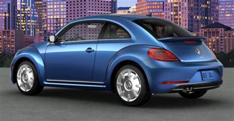 volkswagen beetle colors 2018 volkswagen beetle color options