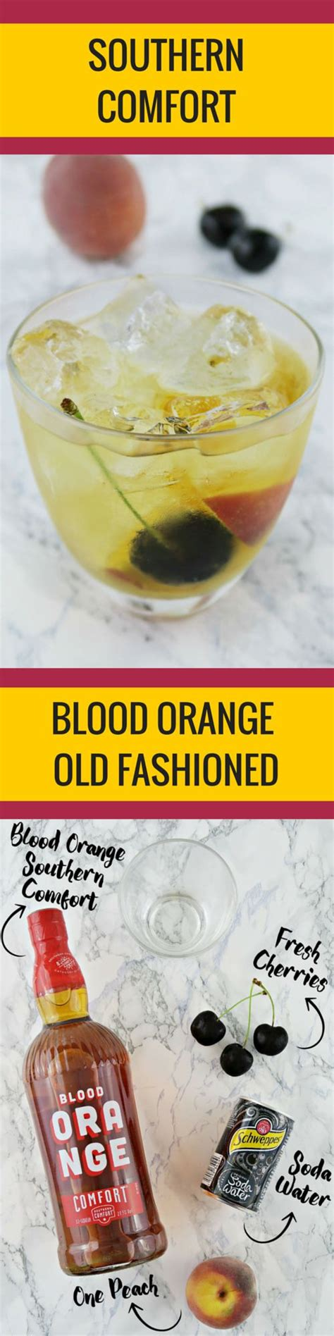 southern comfort old fashioned recipe blood orange southern comfort cocktail recipe ideas