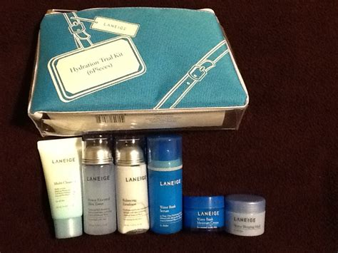 Laneige Kit laneige hydration trial kit 6 pieces reviews in