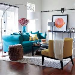 bright living room home