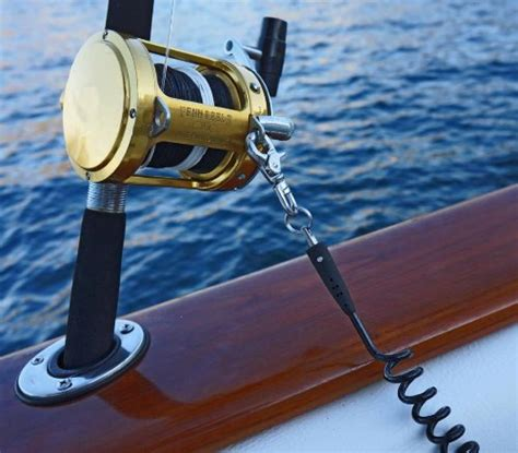 boat safety gear sa mos equipment fishing rod coiled safety line buy online