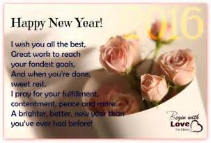 poem for new year 25 best ideas about happy new year poem on