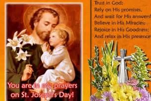 saint joseph s day cards free saint joseph s day wishes