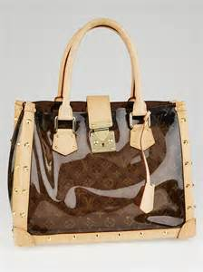 louis vuitton limited edition vinyl monogram ambre neo