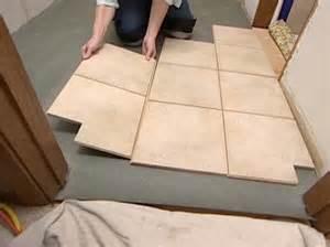 floating bathroom floor advantage disadvanatge of floating tile floor flooring