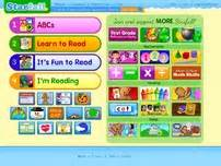 Www starfall com with games for girls boys or kids