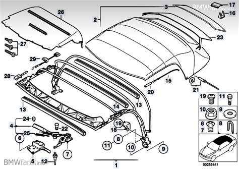 2000 bmw z3 parts diagram 2000 get free image about
