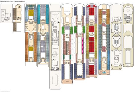 cruise ship floor plan floor plan deck 9 floor matttroy