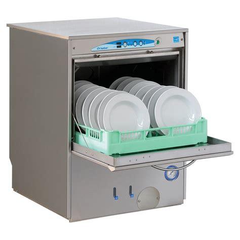 dish washers eurodib f92ekdps lamber high temp rack undercounter dishwasher 30 racks hr 208 240v 1ph