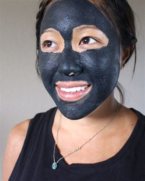 charcoal mask diy activated charcoal for beautiful skin charcoal clay mask what great ate