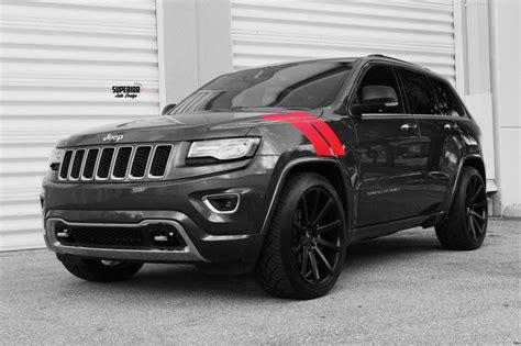 2014 jeep grand cherokee tires 2014 jeep grand cherokee clear bra 22 quot xo tokyo wheels