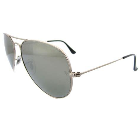 Kacamata Rayban Aviator Silver Mirror Mali4815 rayban sunglasses aviator 3025 silver polarized green silver mirror 003 59 ebay