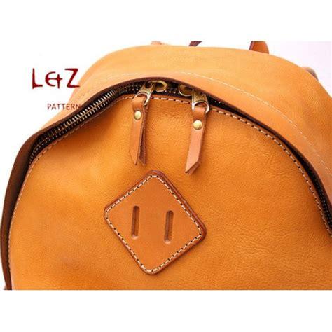 Handmade Leather Purse Patterns - bag sewing patterns rucksake bag patterns pdf insant