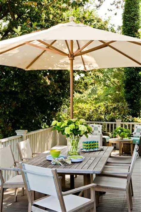outdoor deck furniture best 25 patio umbrellas ideas on umbrella for