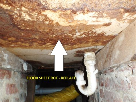 leaking bathroom floor floor sheeting bathroom leak photo safehome inspections melbourne vic