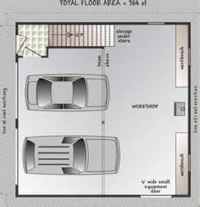 2 car garage plans for the home pinterest 22x22 2 car 2 door detached garage plans