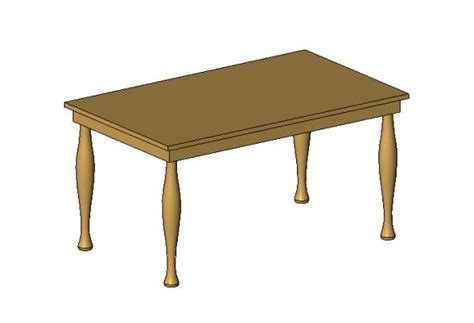 pictures of tables revitcity com object dining table rectangle