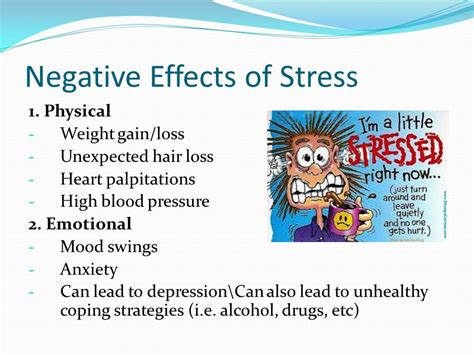 effects of mood swings coping with stress chs 311 personal health ppt video