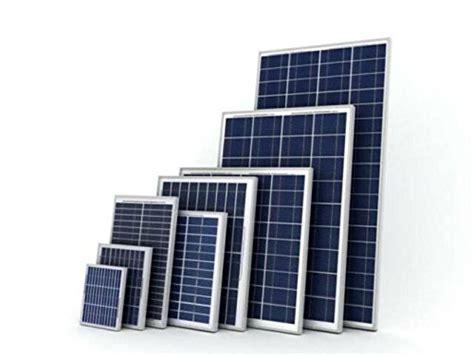 15 Watt Solar Home System Diy 15 watt 18 volt solar panel pv module photovoltaic