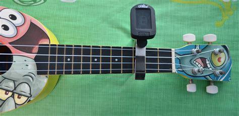 cara bermain gitar kencrung cara mudah stem senar gitar ukulele zonagitar net