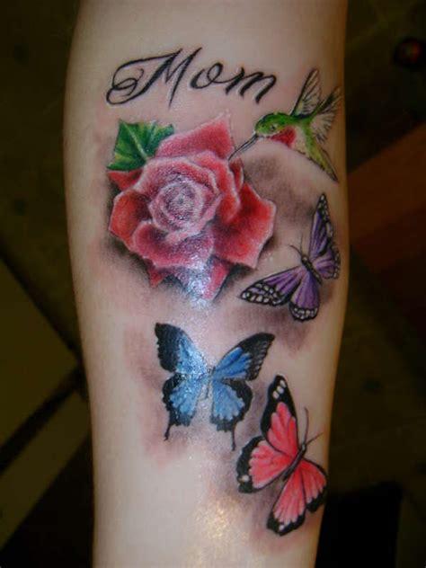 tattoo ideas mom tattoo