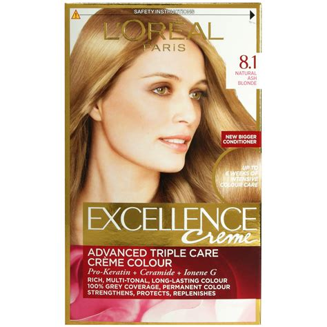 L Oreal Excellence l oreal excellence creme 8 1 ash ebay