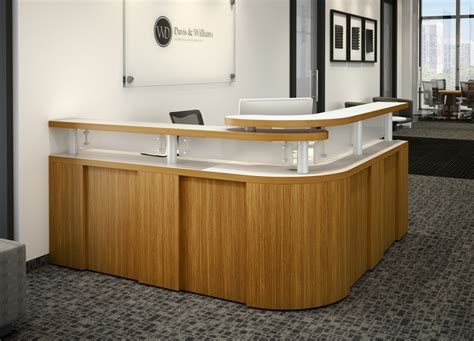 Logiflex Reception Desk L Shaped Reception Desk Modern Reception Desk Reception Furniture