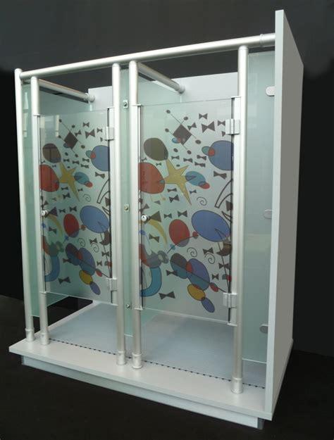 spogliatoio doccia box doccia di design per spogliatoi sport industry directory